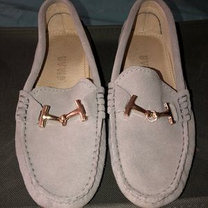 Shoes - Suède loafers 39 or 8.5